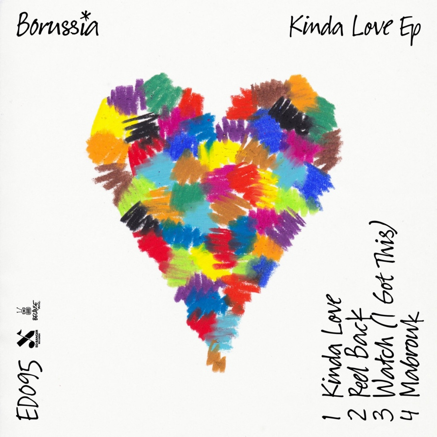 Borussia - Kinda Love Ep