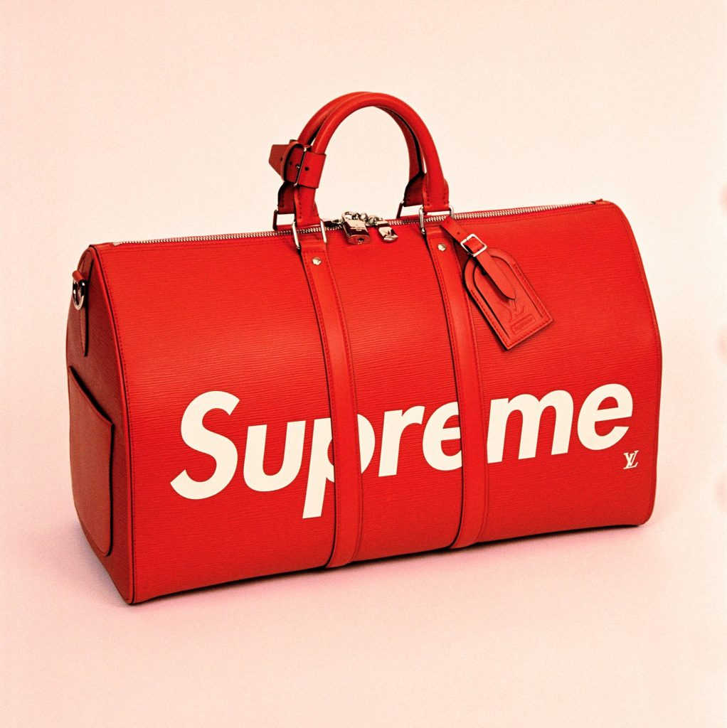 Louis Vuitton × supreme