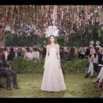 Dior、2017年春夏オートクチュールショーのムービーをフルで公開!