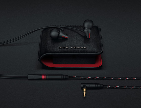 Dior Homme x Sennheiser Pocket Solution