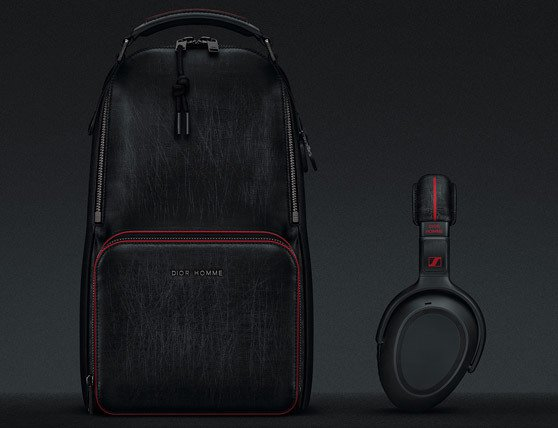 Dior Homme x Sennheiser Travel Solution