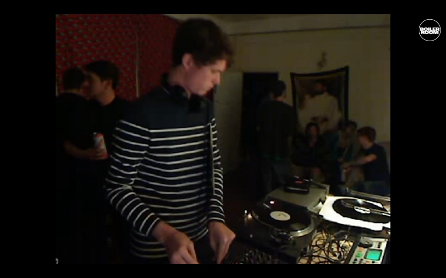 James Blake Boiler Room London DJ Set