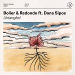 アムステルダムのHouse DJ / Producer「Bolier & Redondo」が、カナダのフォークシンガー「Dana Sipos」をフィーチャーしたメロディック・ダンスチューン「Untangled 」をリリース