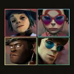 Gorillaz、ニューアルバム「Humanz」から「Let Me Out」と Bonobo 他、人気DJが手がけたリミックスを公開