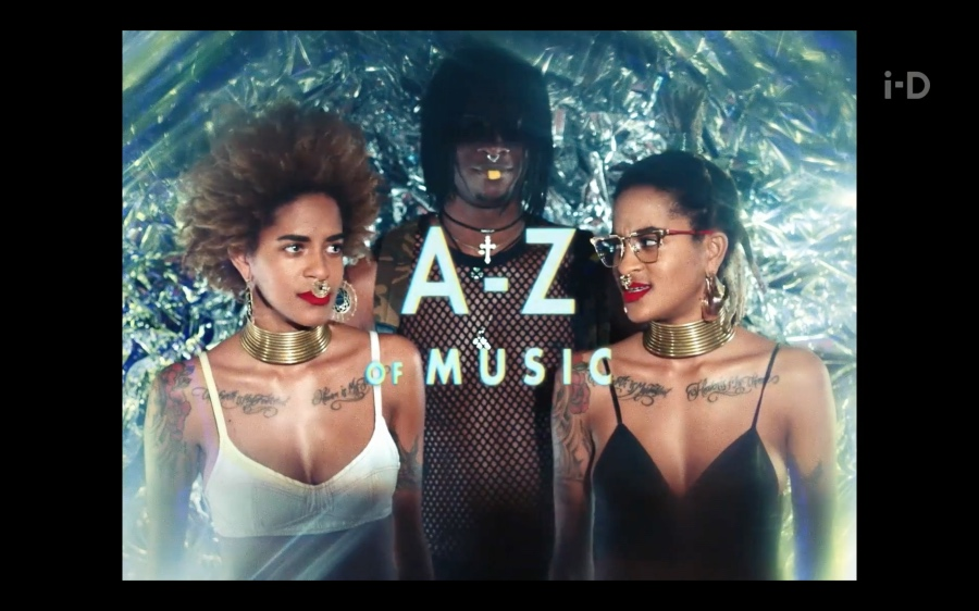 A-Z of Music | Sponsored by Marc Jacobs