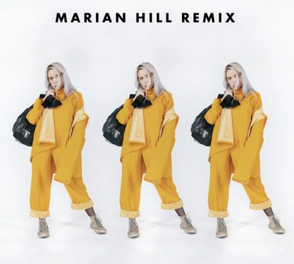 Billie Eilish - Bellyache (Marian Hill Remix)