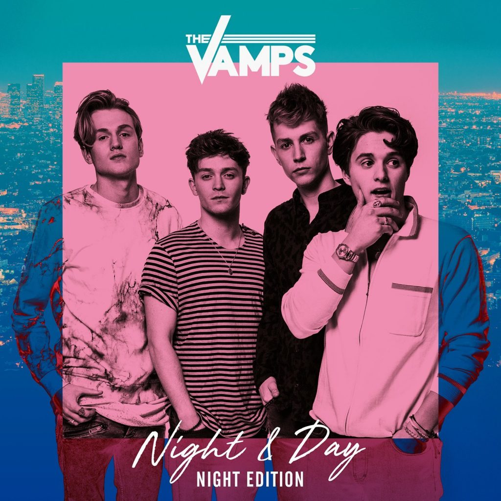 The Vamps - Night & Day