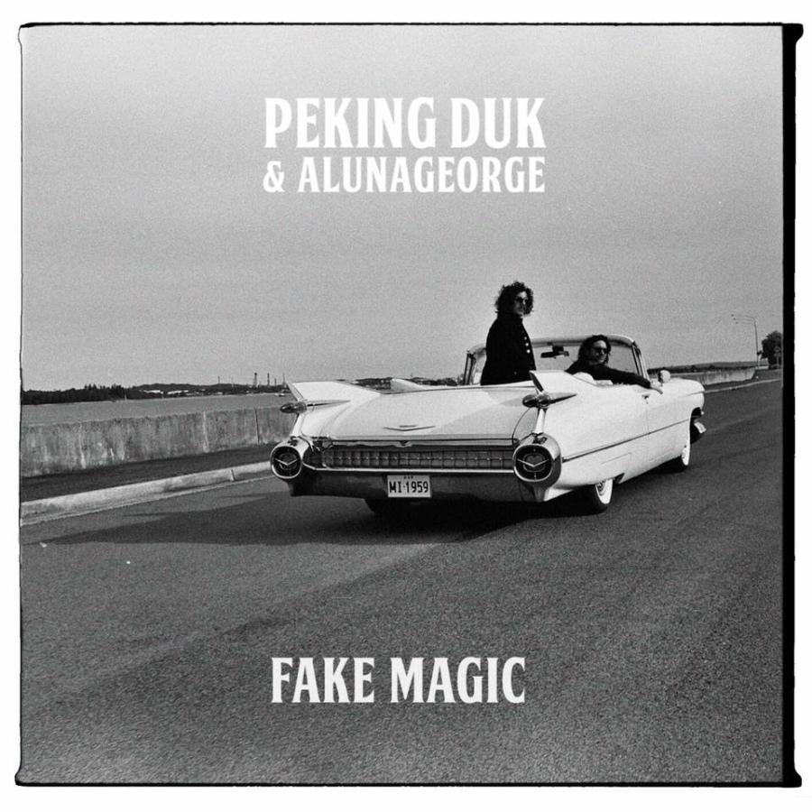 Peking Duk & AlunaGeorge - Fake Magic