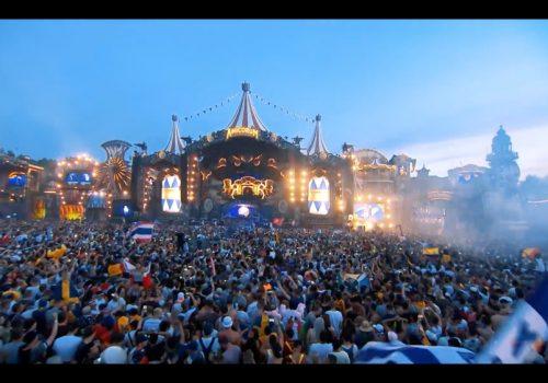 Tomorrowland Belgium 2017   Tiësto