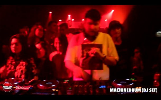 Machinedrum Boiler Room x Budweiser Sydney DJ Set