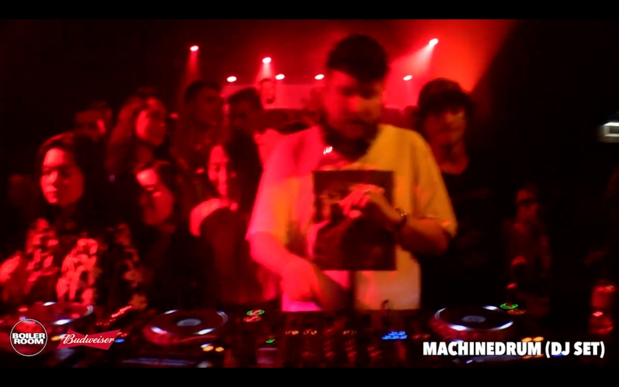 Machinedrum Boiler Room x Budweiser Sydney DJ Set