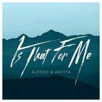 大人気EDM DJ「Alesso」とブラジルから世界でブレイク中の歌姫「Anitta」がコラボ!「Alesso & Anitta – Is That For Me」リリース!