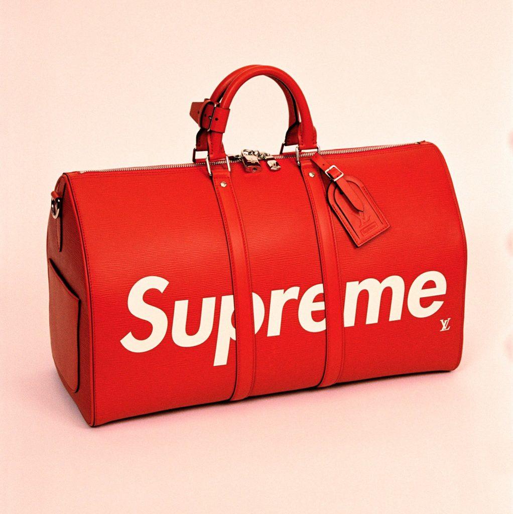 Louis Vuitton × supreme
