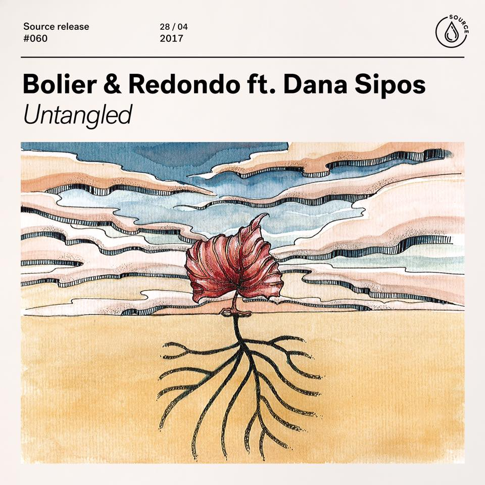Boiler & Redondo ft. Dana Sipos - Untangled