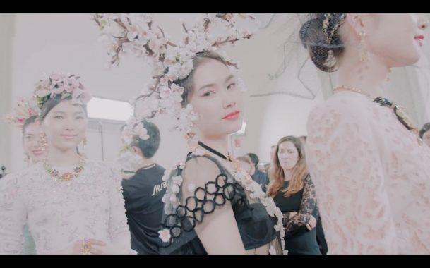 Dolce&Gabbana Alta Moda and Alta, Tokyo National Museum, Tokyo