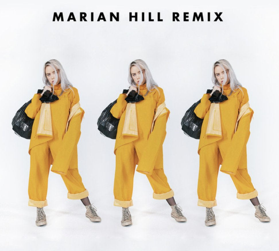 Billie Eilish - Bellyache (Marian Hill Remix)