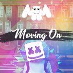 マシュマロのかぶりもの着けた超人気DJ「Marshmello」が、ニューシングル「Moving On」をリリース