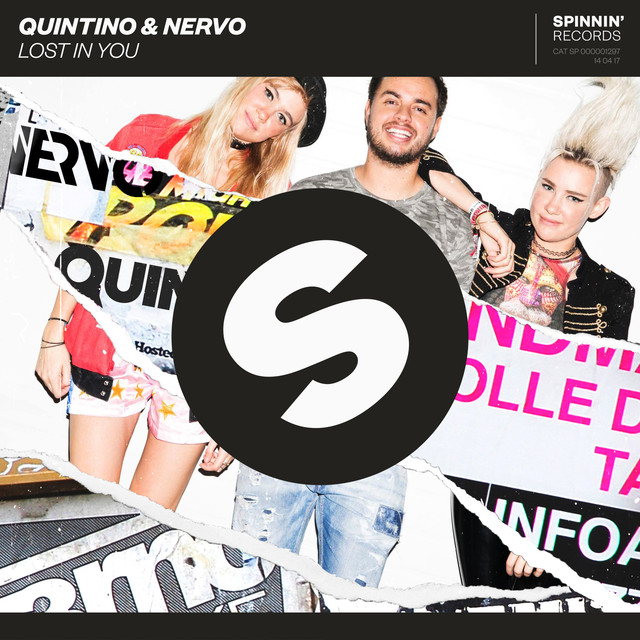 QUINTINO & NERVO - LOST IN YOU
