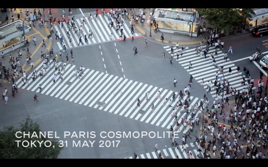 Mood of the Tokyo Paris Cosmopolite Métiers d'Art 2016/17 CHANEL Show