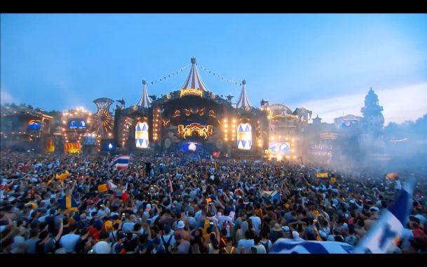 Tomorrowland Belgium 2017 | Tiësto