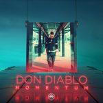 フューチャー・ハウスを牽引する「Don Diablo」、Fatboy Slimのキラーチューン「Right Here, Right Now」をサンプリングした新曲「Momentum」をリリース