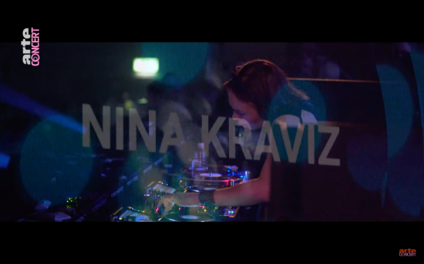 Nina Kraviz – Time Warp 2018 (Full Set HiRes) – ARTE Concert