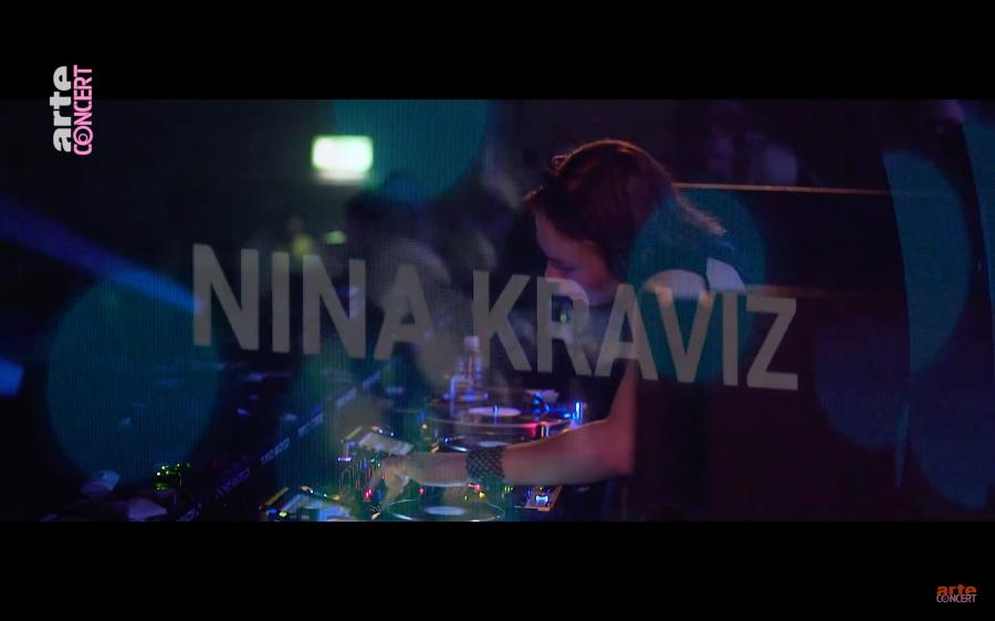 Nina Kraviz – Time Warp 2018 (Full Set HiRes) – ARTE Concert